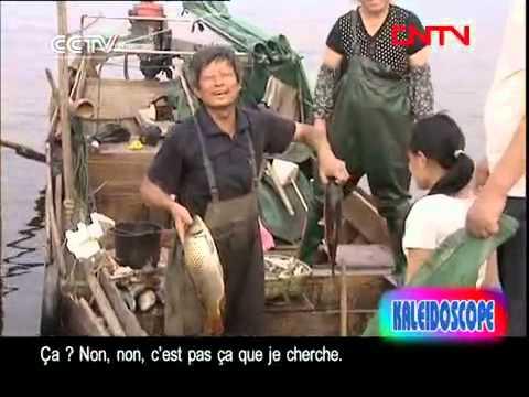 CCTVF - Chine - Découverte de la gastronomie chinoise - Province du Jiangxi - Xingzi