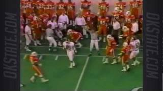1988 Texas A&M at Oklahoma State - 1st Half