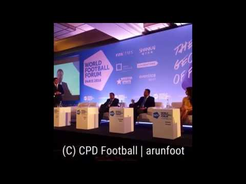 2016-07-12 World Football Forum - Indian Football session