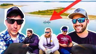 Googans TAKEOVER Mexico's BEST BASS LAKE!