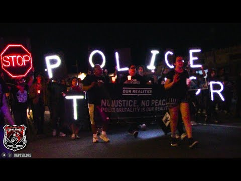O22 San Diego | Nat'l Day of Protest Against Police Brutality | March