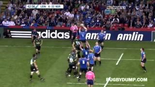 Heineken Cup Final 2011 highlights - Leinster vs Northampton Saints