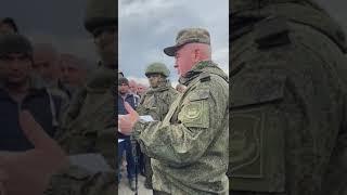 Դրմբոնի բնակիչները բանակցում են ռուս խաղաղապահների հետ Մարտակերտից Վարդենիս անարգել գնալու համար