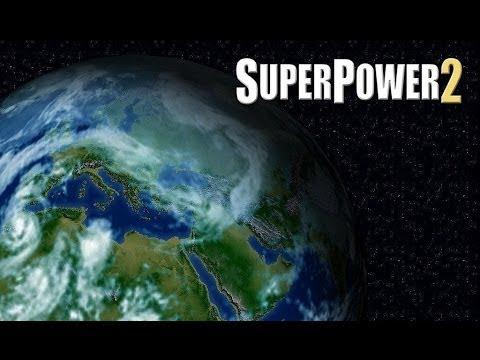 Летсплей, туториал (Super Power 2) Поднимаем Россию с колен =)