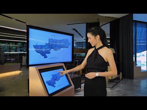 บริษัท DEC MEDIA - Bangkok 3D Simulator - Interactive Application