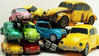 Video Bumblebee, Ironhide, Shockwave - Transformers Repaint! Tobot Robot Tritan Cars Color Changers Toys download MP3, 3GP, MP4, WEBM, AVI, FLV November 2018