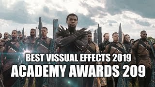 Best Visual Effects Winner 2019 Academy Awards First Man Best Visual Effects Film Best Film 2019