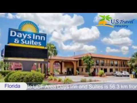 Days Inn and Suites Orlando/UCF Research Park - Orlando Hotels, Florida