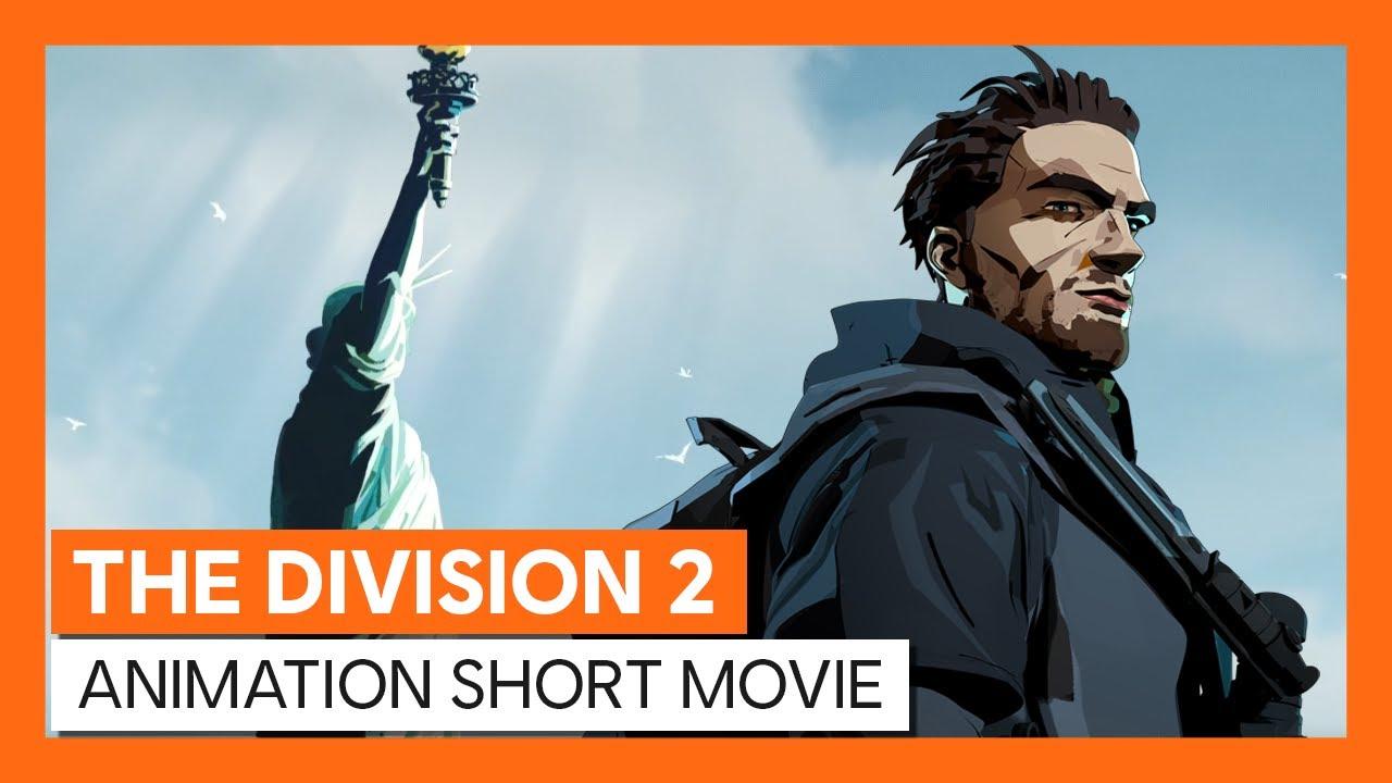 PS4 I 톰 클랜시의 더 디비전 2: 뉴욕의 지배자 애니메이션 단편 영화 (한글자막)