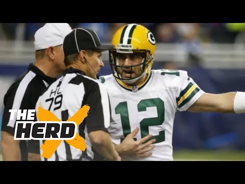 Aaron Rodgers is the NFL's Kobe Bryant | THE HERD