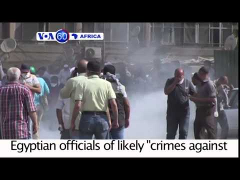 South Sudan: The U.N. Security Council may impose sanctions: VOA60 Africa 08 13