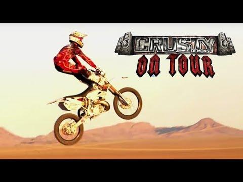 Full Movie: Crusty Demons On Tour: Volume 1 - Jackson Strong, Robbie Maddison, Brian Deegan [HD]