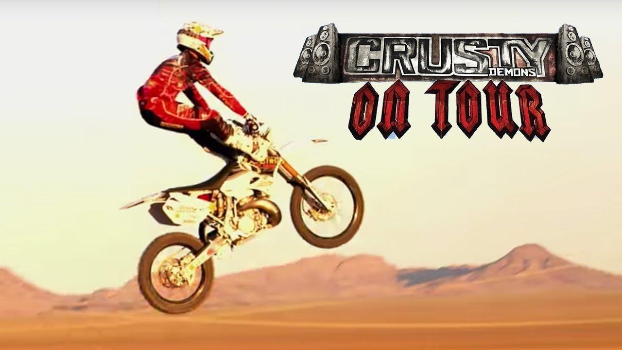 Full Movie Crusty Demons On Tour Volume 1 Jackson Strong Robbie Maddison Brian Deegan Hd Youtube