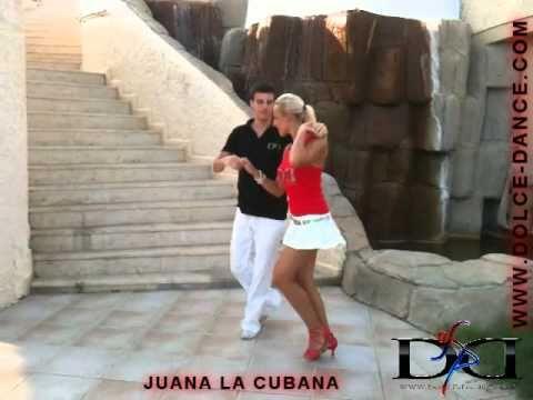 Juana la cubana Dolce Dance