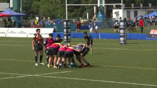 Publication Date: 2017-01-21 | Video Title: 20170121 B Grade Rugby Game 2