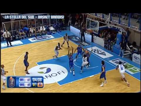A.J. English - Enel Brindisi-Germani Brescia: 83-91