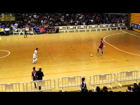 U13 Boys Futsal France 2013  Tournament Final FC Bale vs  Marseille