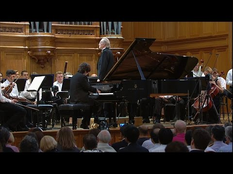 Seong-Jin Cho - Rachmaninoff Piano Concerto No. 3 in D minor, Op. 30 (2011)