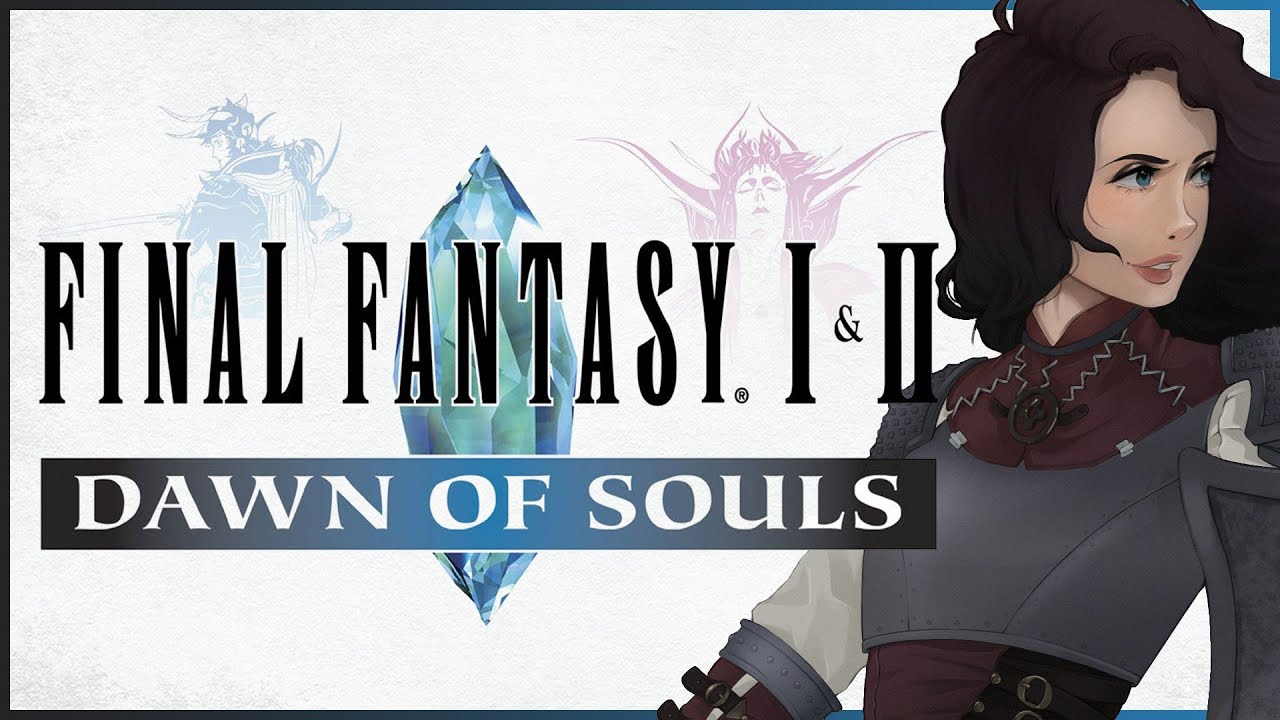 Let's Play Final Fantasy I: Dawn of Souls | Part #3 - Me Crystal Eye!
