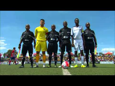 Bidvest Wits Vs Atletico Madrid - Future Champs Gauteng Final 2016