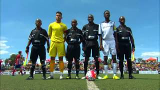 bidvest wits vs atletico madrid future champs gauteng final 2016