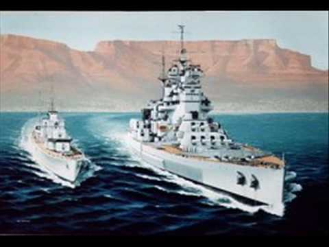 Legendary Warships: King George V-Class Battleships
