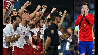 Georgia vs Spain Promo