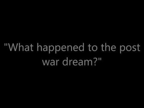 The Post War Dream- Pink Floyd Lyrics