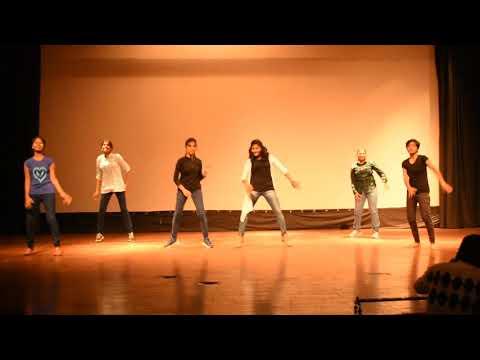 Girls Medley   Ekkadekkadunnade , Olammoo   Cultural Night 2k17   TCA   IITKGP