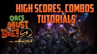Orcs Must Die 2 Twisted Halls Warmage 5 Skulling Guide 1 by Fryedegg
