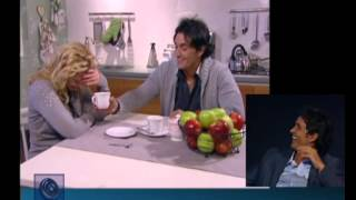 Bloopers de Dulce Amor en Diario de Medianoche -Telefe Noticias
