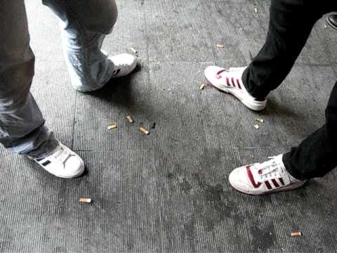 International language of feet