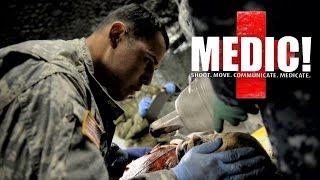 MEDIC! Shoot. Move. Communicate. Medicate.