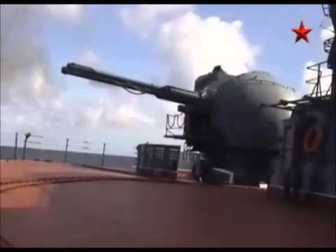 Kirov class - Artillery systems