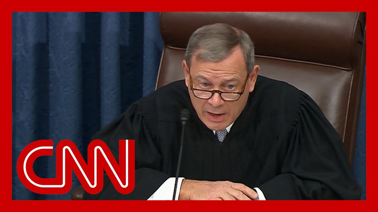 John Roberts refuses to read question from Rand Paul on ...