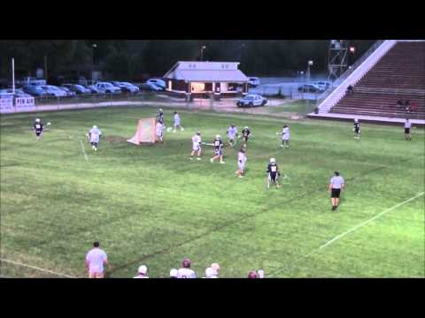 Harold Hill IV GBHS LACROSSE Highlights 2015