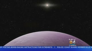 """Scientists Discover """"Far Out"""" Dwarf Planet"""