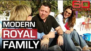The modern King and Queen of Jordan, Abdullah and Rania | 60 Minutes Australia