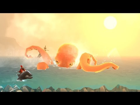 Run-A-Whale -Launch Trailer- Out now for IOS and Android
