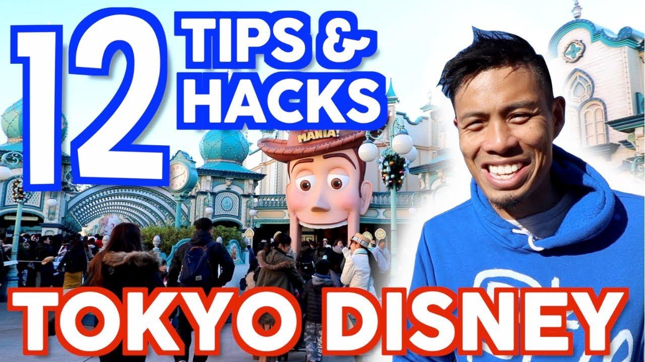 TIPS & HACKS - Tokyo Disneyland and Tokyo DisneySea — Tokyo