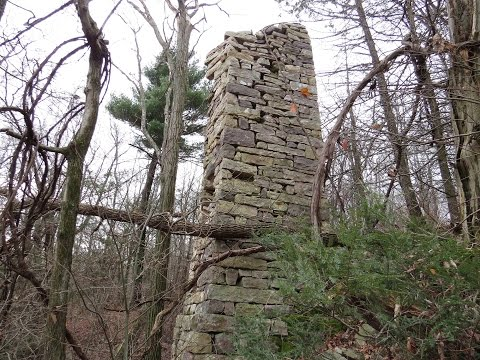 Hiking Pennsylvania: Stone Tower trail