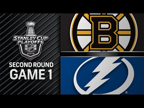 Nash, Bergeron each score two goals in Game 1 victory