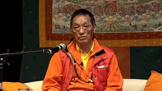 Гантенг Тулку Ринпоче. 37 практик бодхисаттвы. Часть 3