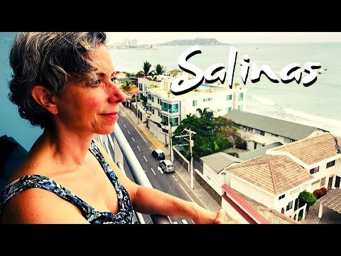 Getting From Cuenca To Salinas Ecuador (by Land)