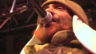 "Bad Brains / Fishbone - ""Jah Love"" / ""Give it Up"" (Live 2010) - Megaforce / DC-Jam"