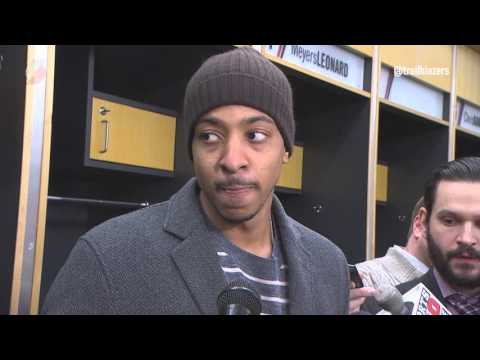 CJ McCollum Talks Memphis Defeat