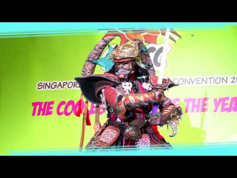 STGCC 2016 Championships of Cosplay