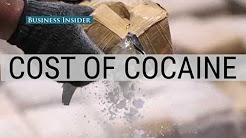 Why the price of cocaine in America has barely moved in decades