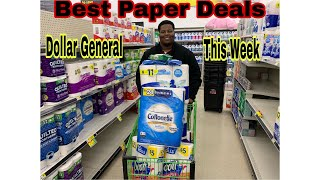 Dollar General: Best Toilet Paper & Paper Towel Deals 10/13 - 10/19 - All Digital Coupons
