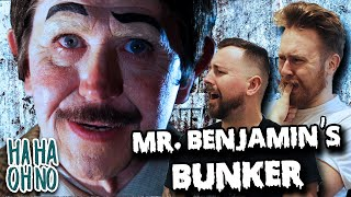 Mr. Benjamin's Bunker | Scary Stories | haha ohno